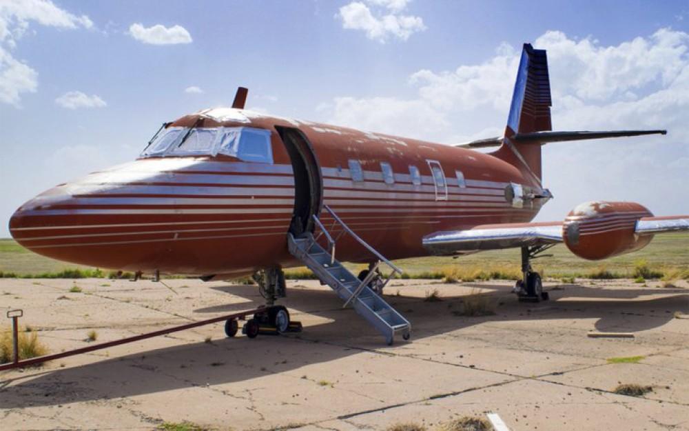 بو طیاره ۴۳۰ مینه ساتیلدی - فوتو