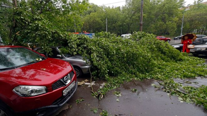 Moscow storm: 11 dead