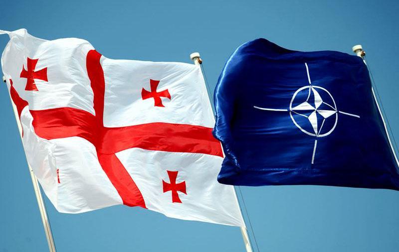 НАТО и Грузия договорились о сотрудничестве
