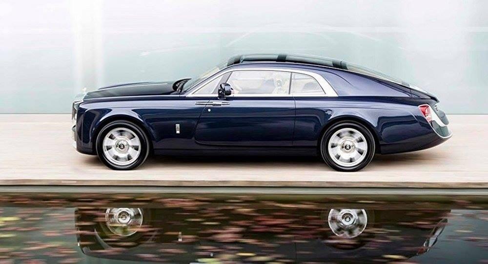 Dünyanın ən bahalı avtomobili - Foto