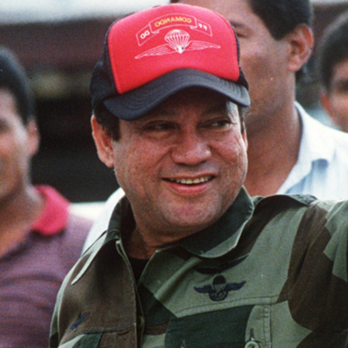 Manuel Noriega, Panama ex-strongman dies