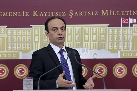 Daha bir HDP-çi deputatın həbsinə qərar verildi