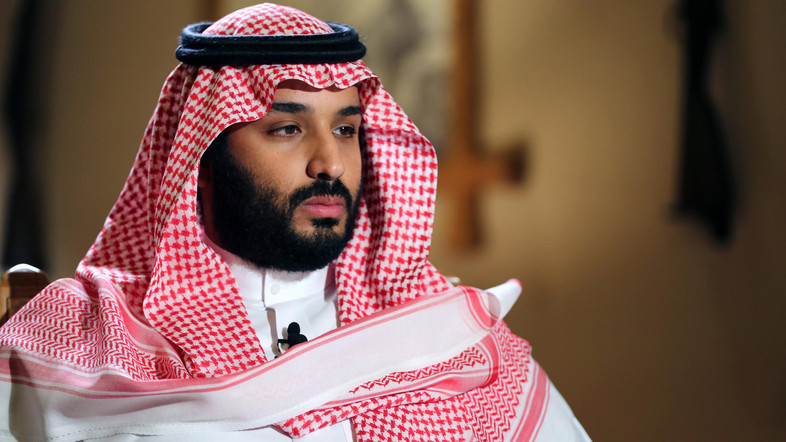 Saudi crown prince arrives on maiden visit to Pakistan