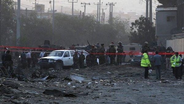 ИГ взяло ответственность за взрыв в Кабуле - Обновлено