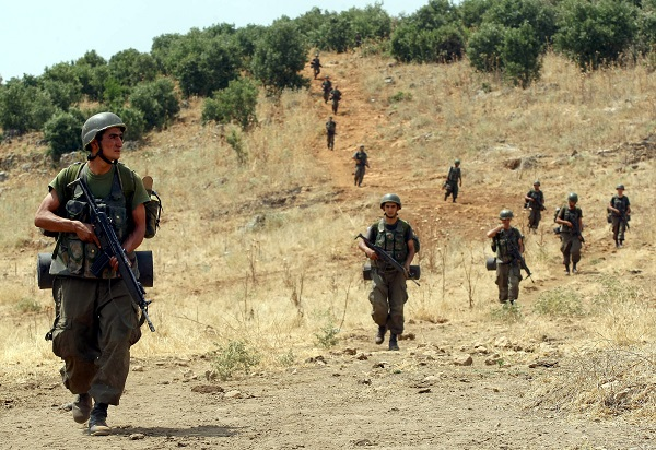 Террористы PКК сдались турецким властям