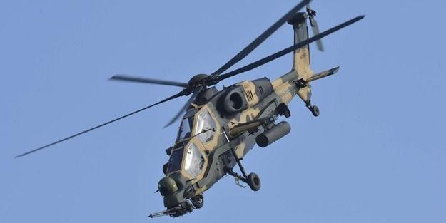 آمریکادا هلیکوپتر قزاسی: یارالیلار وار