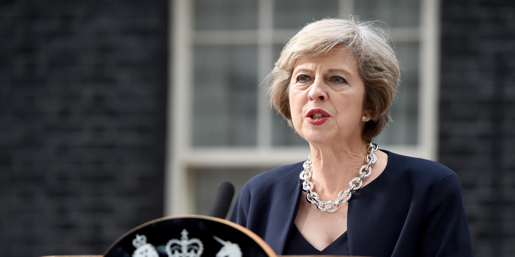 Мэй оценила черновое соглашение по Brexit