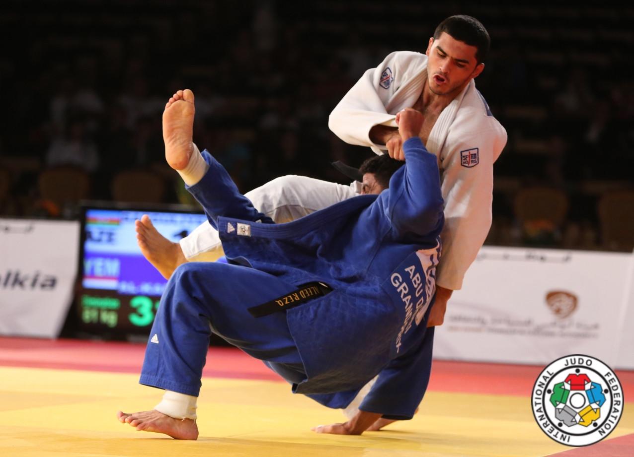 Cüdoçularımız Serbiyada 3 medal qazandı