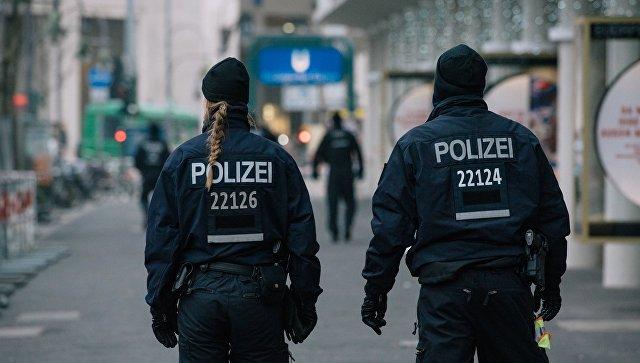 В Германии задержали предполагаемую террористку ИГ