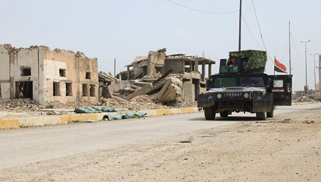 İraqda güclü partlayış: 20 ölü, 40 yaralı
