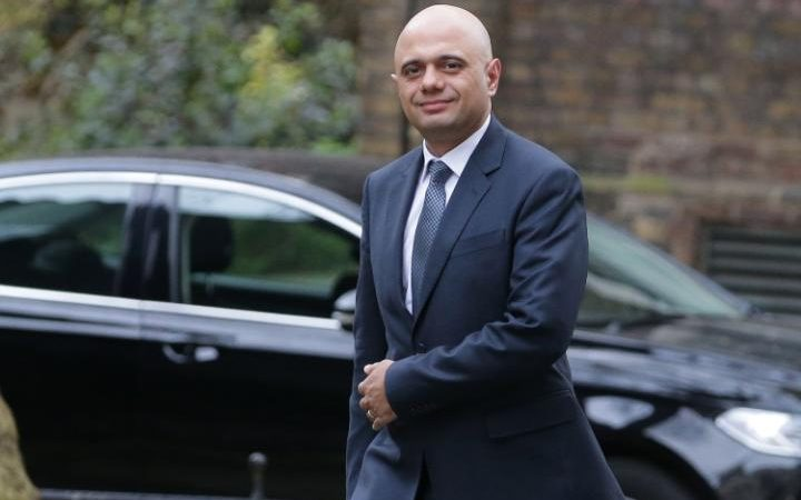 Javid aims to double UK growth after Brexit