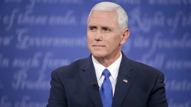 Mike Pence is homeless after Trump
