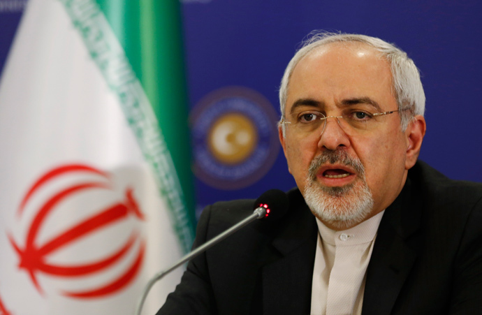 Zarif Wishes Speedy Recovery for Pakistani Counterpart