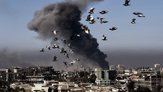 ВВС Турции разбомбили курдский аэродром