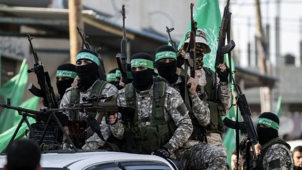 Israel has provided the US with secret information about Hamas