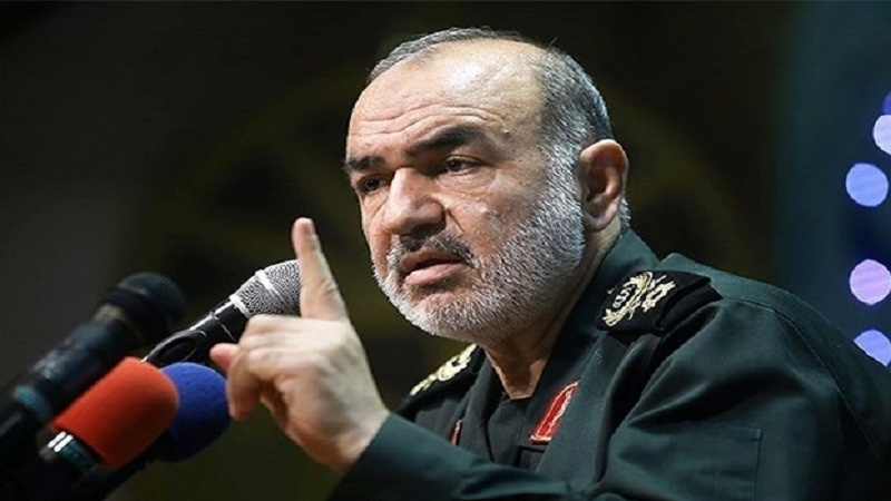 We hit these places, but not Soleimani's revenge... - Iran