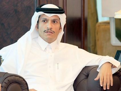Глава МИД Катара позвонил Лаврову