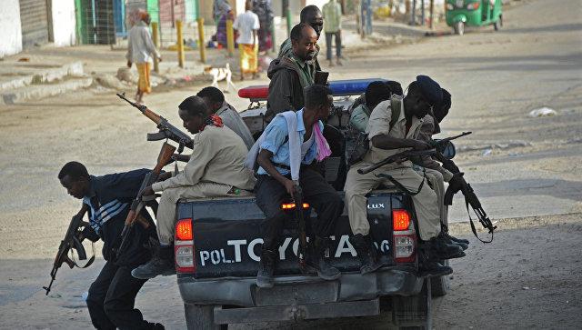 Боевики атаковали правительство Могадишо, есть жертвы