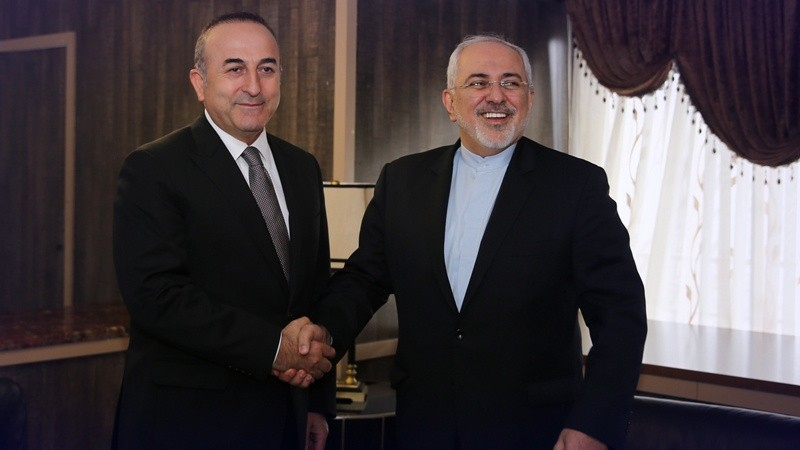 Chavusoglu and Zarif discussed the coronavirus
