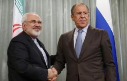 Lavrov, Zarif discuss Iranian nuclear deal over phone