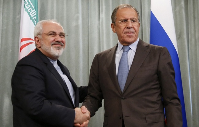 Russian, Iranian foreign ministers meet in Moscow