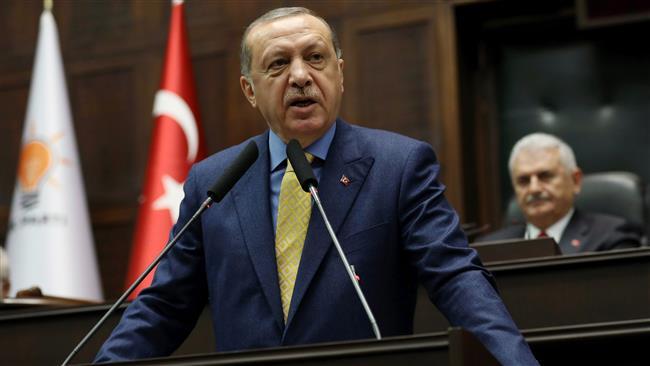 اردوغان دونیایا میدان اوخودو: بونا ایمکان وئرمیجییک