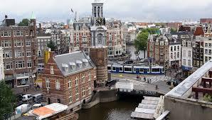 Аэропорт Амстердама прекратил авиасообщение
