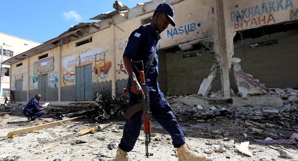 Terrorçular nazirliyə hücum etdi: Nazir müavini öldürüldü