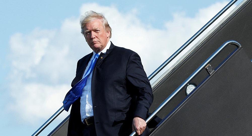 Трамп едет в Париж на День взятия Бастилии