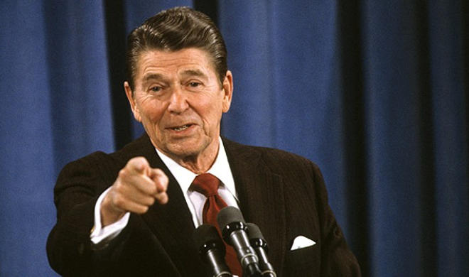 Как армянин подставил Рональда Рейгана
