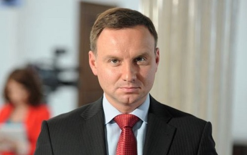 Poland's Duda slightly ahead in presidential vote