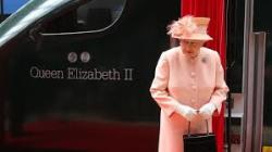 The Queen's husband has passed away