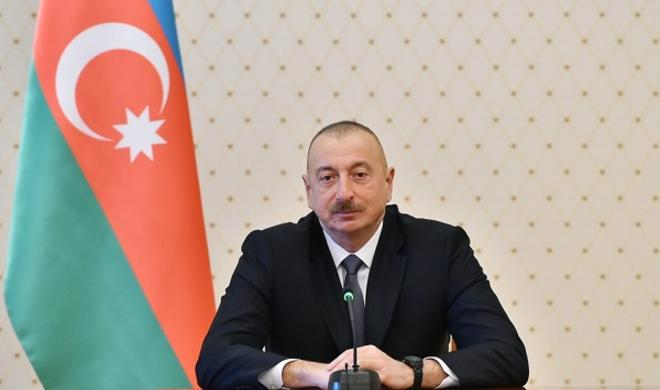Ilham Aliyev sent a letter to young scientists
