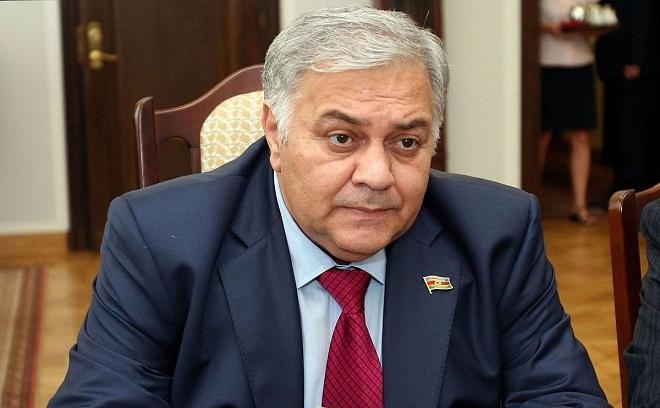 Azerbaijan's parliamentary speaker starts visit to Georgia