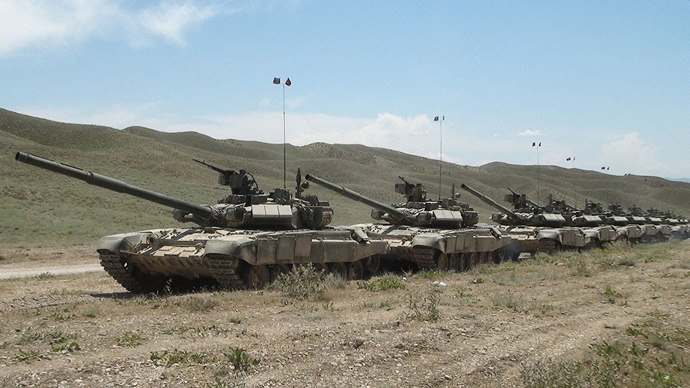 Our tanks were mobilized -