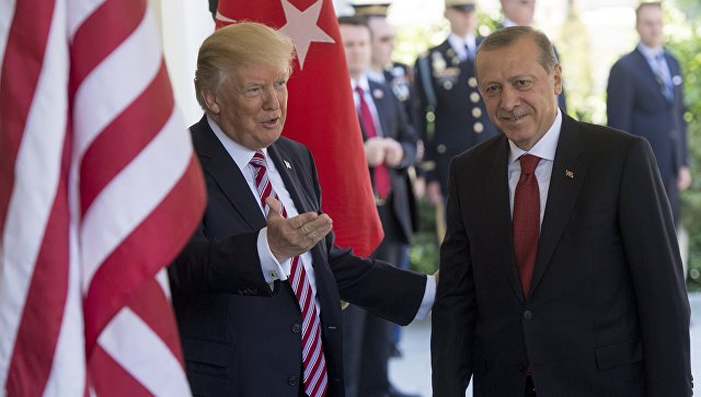 Дело не в пасторе, а в России - О конфликте Трампа с Эрдоганом