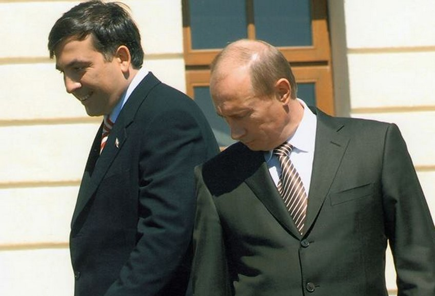 """Putinin Bakıya """"Saakaşvili tələbi""""… -"""