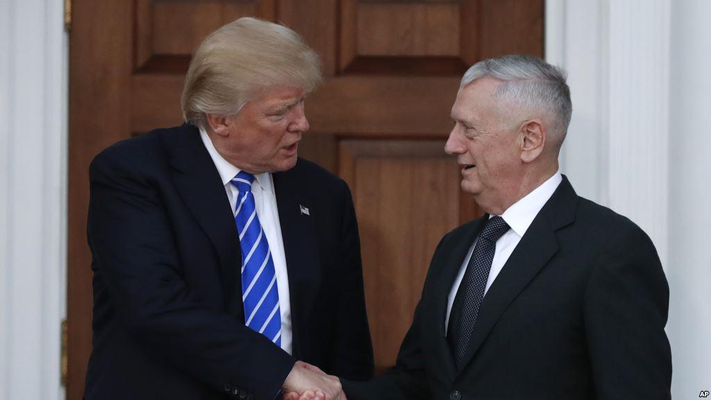 Трамп рассказал о вероятной отставке главы Пентагона