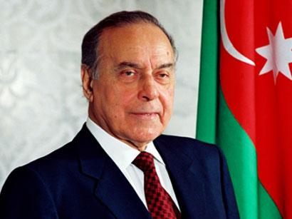 Турция вечно будет помнить Гейдара Алиева - АП