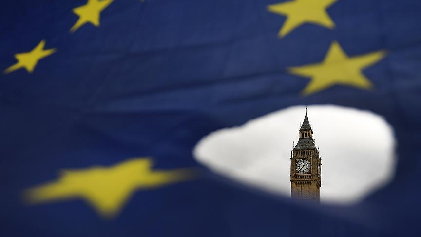 Brexit: UK shares confidential documents with EU