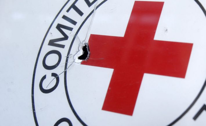 ICRC: We are concerned about the safety of civilians