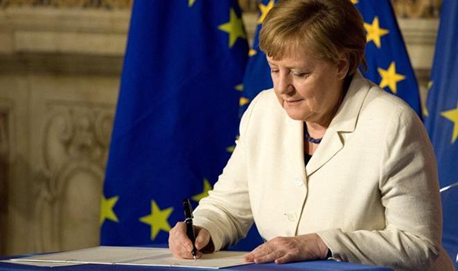 Меркель создает единую систему убежищ в ЕС