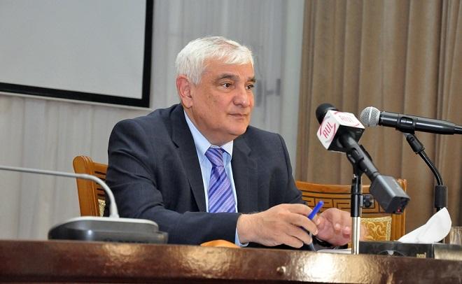 Kamal Abdulla yeni vəzifəyə seçildi