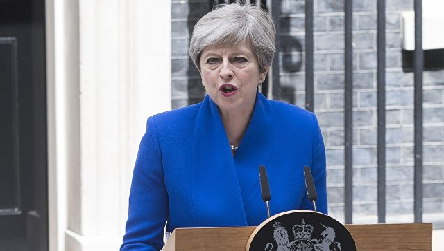 Theresa May announces her resignation -