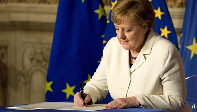 Merkel's CDU to elect a new leader in April