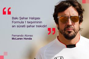 Bakıda Alonso cərimələndi - 40 mövqe itirdi