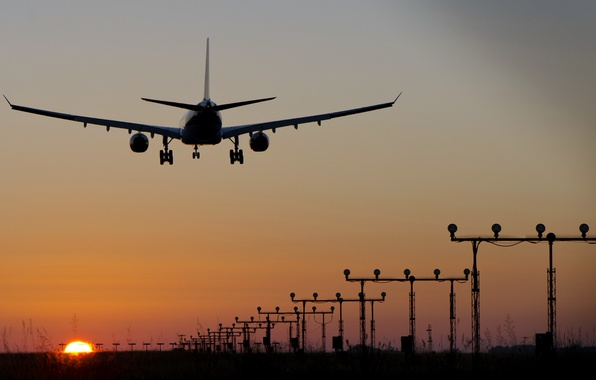 Самолет Путина залетел в небо НАТО