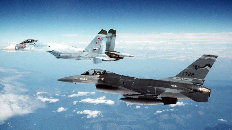 ВВС Британии перехватили 6 самолетов России
