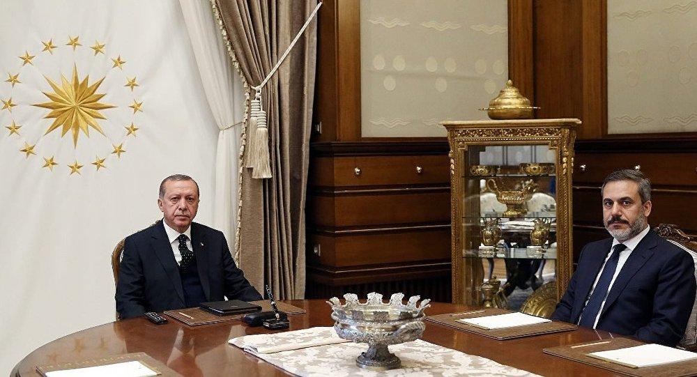 اردوغان اونا ساققال بوراخماغا ایجازه وئرمدی
