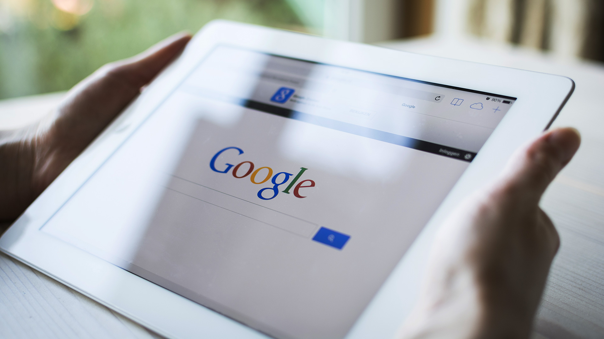 Российский Google заблокирован